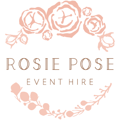 Rosie Pose Event Hire | Luxe Wedding Hire