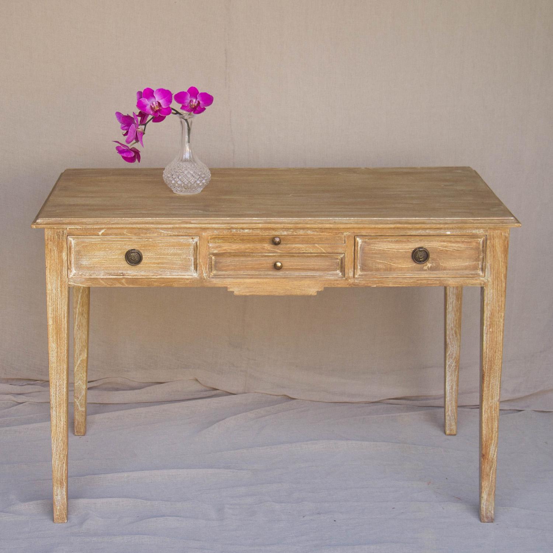 Limewash Desk / $60